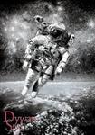 DywanStyl.pl Dywan Flash Modern Astronauta 120x170 Prostokąt