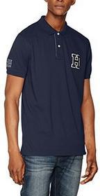 3af18541592f6 -27% Tommy Hilfiger Koszulka polo mężczyźni, kolor: niebieski (MIDNIGHT  403) , rozmiar: