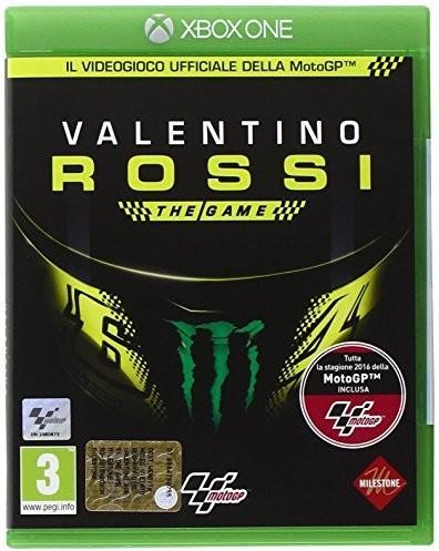 Publisher Minori XOne Valentino Rossi The Game 1015677