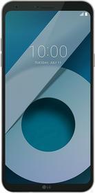 LG Q6 Plus 64GB Dual Sim Srebrny