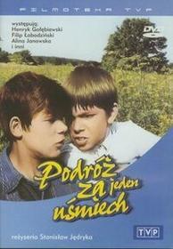 Telewizja Polska S.A. Podróż za jeden uśmiech DVD Stanisław Jędryka