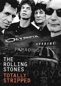 The Rolling Stones TOTALLY STRIPPED The Rolling Stones Płyta DVD)