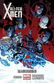 Egmont All-New X-Men Zagubieni Tom 3 - BRIAN MICHAEL BENDIS