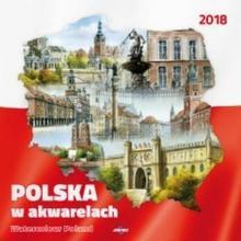 Avanti Kalendarz 2018 KD-16 Polska w malarstwie AVANTI