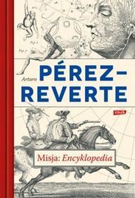 Znak Misja Encyklopedia - Arturo Perez-Reverte