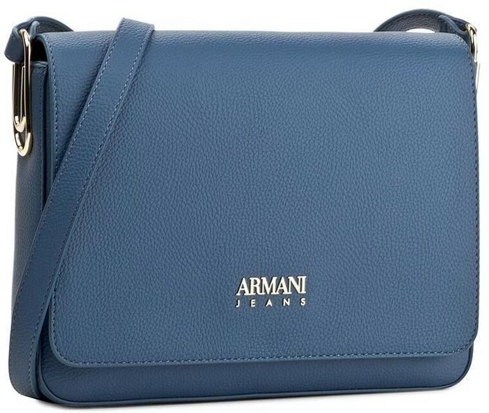 0a8c2bc02c05a Armani Jeans Torebka 922279 7A793 11434 Blu Marlin – ceny