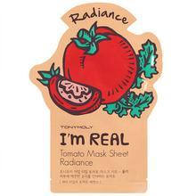 TONY MOLY TONY MOLY I'm Real Tomato Rozświetlająca Maska w Płachcie TONY-1848