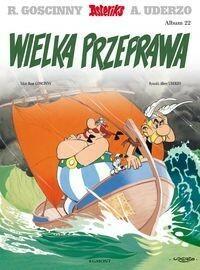 Egmont Asteriks Wielka przeprawa Tom 22