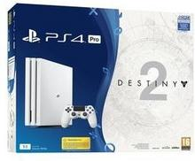 Sony PlayStation 4 Pro 1TB Czarny + Specjalna edycja Destiny 2 + Thats You
