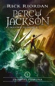 Galeria Książki Złodziej pioruna. Percy Jackson i bogowie olimpijscy - Rick Riordan
