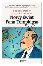 Copernicus Center Press Nowy świat pana Tompkinsa - Russell Stannard, George Gamow