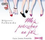 StoryBox.pl Mąż potrzebny na już Audiobook Małgorzata Falkowska