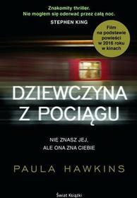Świat Książki Dziewczyna z pociągu Paula Hawkins