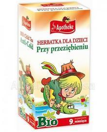 Apotheke BIO Herbatka dla dzieci przy przeziębieniu 20 sasz