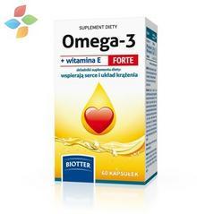 Diagnosis Omega-3 + witamina E Forte 60 tabletek 8372851