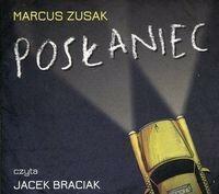 Książki Do Ucha Posłaniec (audiobook CD) - Markus Zusak