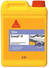 Sika Grunt pod kleje poliuretanowe Sika Grund P 2 5 l