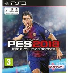 Techland Pro Evolution Soccer 2018 PS3