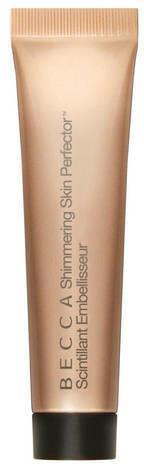 BECCA Shimmering Skin Perfector Mini - Rozświetlacz w płynie