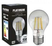 Polux Żarówka LED Filament FA60 E27 450lm