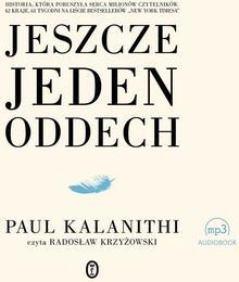 Jeszcze jeden oddech audiobook CD) Paul Kalanithi