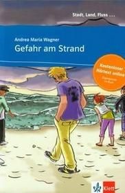 Gefahr am Strand - Andrea Maria Wagner