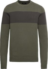 New Look Sweter 'RP 39 11.08 MW COLOUR BLOCK CREW P' NEW1085001000002