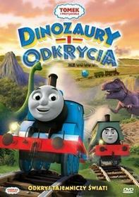 Tomek i przyjaciele Dinozaury i odkrycia DVD)