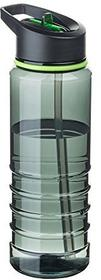 Butelka Melianda melianda ma-7100 lekki sport o pojemności 750 ML/, z systemem słomki do picia/wył. Tritan/bez BPA/odporne na pękanie/bez smaku, 750 ml