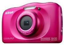 Nikon Coolpix W100 różowy