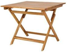 Stół składany Blooma Denia kwadratowy 90 x 90 x 75 cm