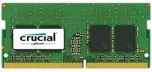 Crucial Pamięć do notebooków SO-DIMM DDR4,4GB, 2400MHz, CL17 CT4G4SFS824A