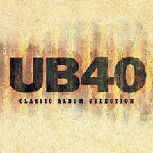 UB40 Classic Album Selection 5xCD) Limited Edition CD) UB40