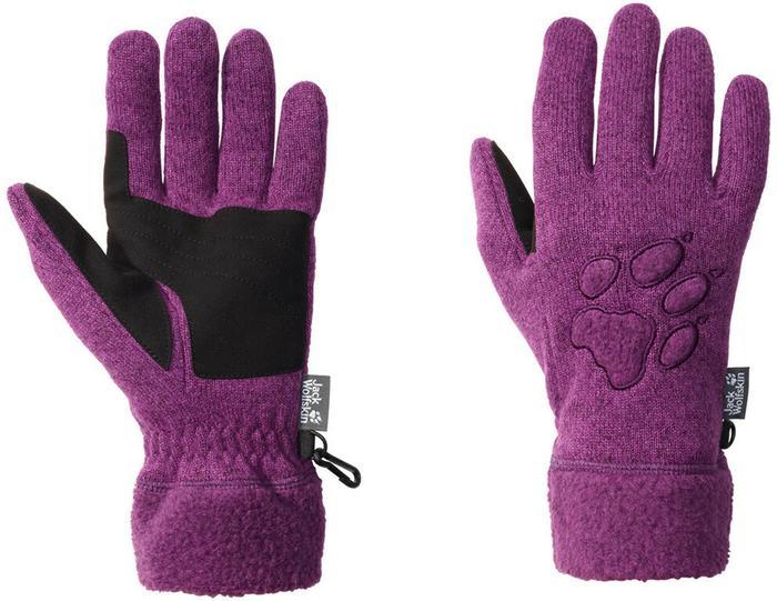 d330f24a04ff2 Jack Wolfskin Rękawice CARIBOU GLOVE WOMEN mallow purple - Ceny i opinie na  Skapiec.pl