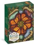 STOREY PUB The Illustrated Bestiary Puzzle: Monarch Butterfly (750 Pieces)