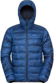 Jack Wolfskin Kurtka HELIUM SNOWDUST MEN night blue all over