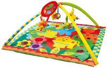 CANPOL BABIES Canpol Babies Mata do zabawy z pozytywką Dżungla 68/022. 23692