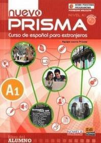 PRACA ZBIOROWA Nuevo Prisma nivel A1 podręcznik + CD EDI-NUMEN
