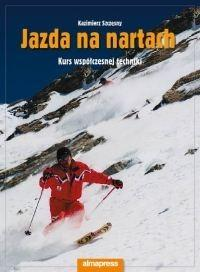 Jazda na nartach - Kazimierz Szczęsny