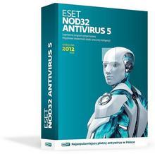 Eset NOD32 Antivirus (1 stan. / 1 rok) - Nowa licencja