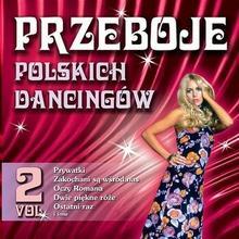 Wydawnictwo Folk Przeboje Polskich Dancingów vol. 2 CD