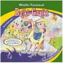 Wielki festiwal Bajki-grajki/CD Praca zbiorowa