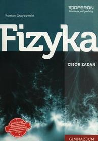 Grzybowski Roman Fizyka Zbiór zadań / wysyłka w 24h