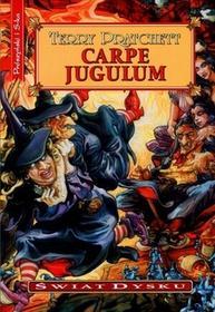 Prószyński Carpe Jugulum. Świat dysku - Terry Pratchett