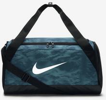 Nike TORBA BRASIL DUFFEL GSX TURKUSOWA) zakupy dla domu i biura! BA5433-494