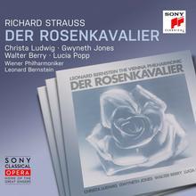 Leonard Bernstein Strauss Der Rosenkavalier Sony Classical Opera)
