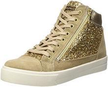 4d0a970d4a9a5 Guess Sneakersy Kanan FLKAN4 FAB12 BLACK materiał -materiał