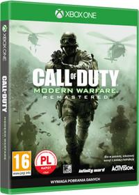 Call of Duty Modern Warfare Remastered XONE