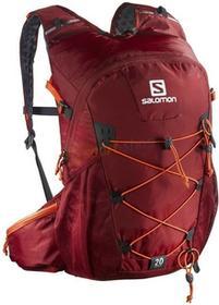 Salomon Plecak trekkingowy Evasion 20 czerwony) 12h L39323900