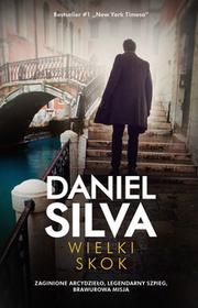 Muza Daniel Silva Wielki skok. Wydanie kieszonkowe